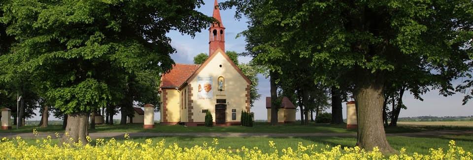 Sanktuarium na Szwedzkiej Górce