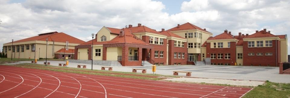 Budynek Szkoły Podstawowej nr 2 w Korfantowie