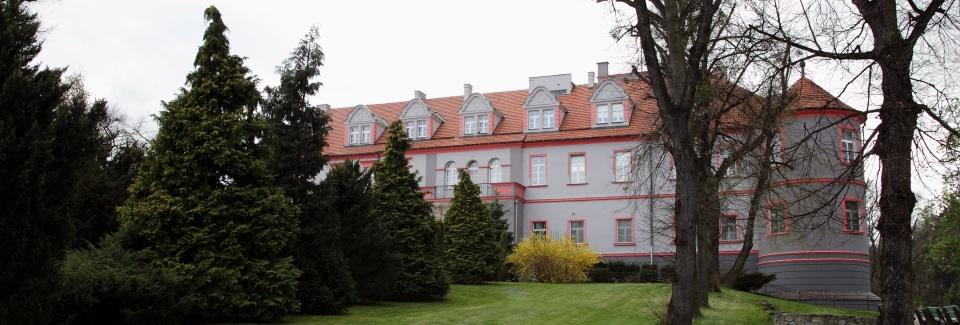 Pałac w Korfantowie