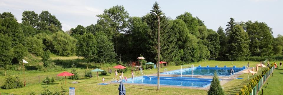 Kompleks sportowo-rekreacyjny w Ścinawie Małej