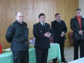 Powitanie uczestników przez Komisję konkursowa