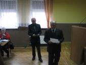 Galeria Powrót radnego. Pan K. Didyk na nowo w składzie Rady Miejskiej w Korfantowie