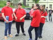 Galeria Sukces drużyny gimnazjum w Mistrzostwach Pierwszej Pomocy
