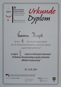 Galeria Konkurs Recytatorski w Języku Niemieckim