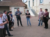 Galeria Spotkanie partnerskie w Boulleret