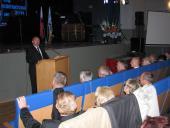 Galeria Informacja z uroczystej sesji Rady Miejskiej