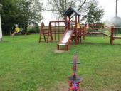 Galeria Uroczyste otwarcie placu zabaw w Zespole Szkolno-Przedszkolnym Przedszkolu  w Przechodzie