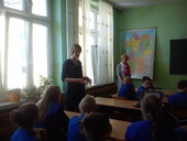 Galeria Lekcja podatkowa w Zespole Szkolno-Przedszkolnym w Ścinawie Małej