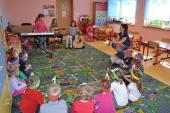 Galeria Muzyczny tydzień u Biedronek