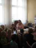 Galeria Najmłodsi mieszkańcy gminy z wizytą u Burmistrza Korfantowa!