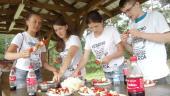 Galeria Spotkanie młodzieży Fridlandzkiej w Debrznie