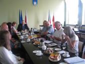 Galeria Spotkanie Burmistrza z Dyrektorami jednostek oświatowych