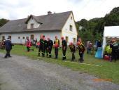 Galeria Wspólne zawody pożarnicze w Pisecnej w Czechach
