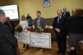 Galeria 16 grudnia br. Rada Miejska w Korfantowie przyjęła budżet Gminy Korfantów  na 2016 rok oraz  doceniła najlepszych sportowców nagrodami finansowymi!