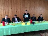 Galeria Nowy skład Zarządu Miejsko Gminnego Związku OSP RP w Korfantowie