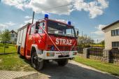 Galeria Samochód bojowy dla OSP we Włodarach przekazany!