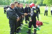 Galeria Gminne Zawody Sportowo-Pożarnicze Seniorów  w Korfantowie
