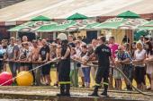 Galeria Odbył się XVI Międzynarodowy Turniej Piłki Prądowej Wasserball w Przechodzie