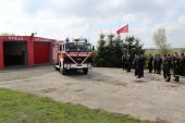 Galeria Uroczyste przekazanie samochodu strażackiego dla OSP Włostowa