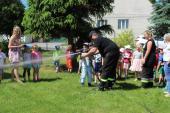Galeria Ewakuacja Szkoły Podstawowej we Włodarach