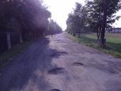 Galeria Modernizacja nawierzchni odcinka drogi wiejskiej w miejscowości Rzymkowice