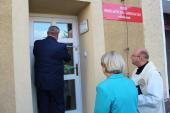 Galeria Przeniesienie biur Caritas oraz Gminnej Komisji Rozwiązywania Problemów Alkoholowych