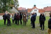 Galeria Delegacja z partnerskiego miasta Frydlant nad Ostarwicą w Korfantowie