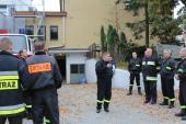 Galeria Terenowe ćwiczeniach służb pożarniczych z terenu gminy Korfantów