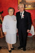 Galeria Wręczenie Medali za Długoletnie Pożycie Małżeńskie