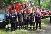Galeria Gminne Zawody Sportowo-Pożarnicze Seniorów