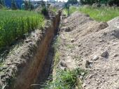 Galeria Budowa sieci wodociągowo-kanalizacyjnej w Korfantowie przy ul. Fabrycznej i ul. Niemodlińskiej realizacja