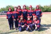 Galeria Młodzieżowe zawody sportowo - pożarnicze CTiF