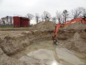 Galeria Budowa oczyszczalni ścieków-realizacja