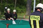 Galeria Ćwiczenia terenowe jednostek Ochotniczych Straży Pożarnych