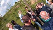 Galeria Wyjazd mieszkańców Włodar do Ogrodu Botanicznego w Mikołowie