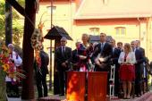 Galeria Gmina Korfantów na Dożynkach Prezydenckich w Spale