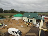 Galeria Budowa oczyszczalni - realizacja sierpień 2019r.