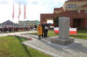 Galeria Gminne obchody 101. rocznicy odzyskania przez Polskę niepodległości w dniu 11 listopada 2019 roku