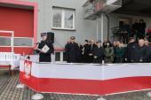 Galeria Nowy samochód bojowy dla OSP Korfantów przekazany!