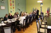 Galeria Posiedzenie Gminnego Zespołu Zarządzania Kryzysowego