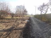Galeria Zakończenie prac związanych z budową sieci kanalizacji sanitarnej w miejscowości Korfantów ul. Ulianówka - grudzień