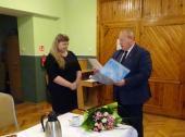 Galeria Ewie Szczepańskiej- Kręcidło zostały powierzone obowiązki Dyrektora MGOKSiR  w Korfantowie
