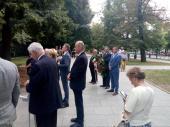 Galeria Uroczystość 81 rocznicy śmierci Wojciecha Korfantego
