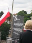 Galeria Stowarzyszenie Kresowian w Korfantowie uczciło pamięć pomordowanych Polaków podczas II wojny światowej na Kresach Wschodnich II Rzeczpospolitej