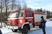 Galeria Podpisanie umowy sprzedaży pojazdu pożarniczego  STAR 244 przez Gminę  Korfantów