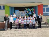 Galeria Olimpiada u przedszkolaków w Korfantowie