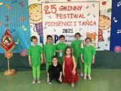Galeria GMINNY FESTIWAL PIOSENKI I TAŃCA
